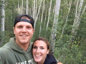 Beautiful Aspen Trees