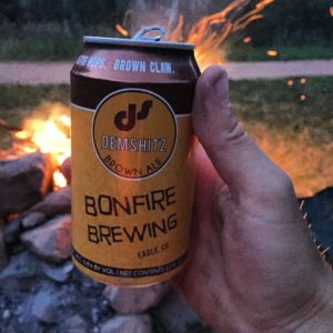 Bonfire Brewery Beer