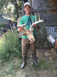 180 Inch Kanas Buck