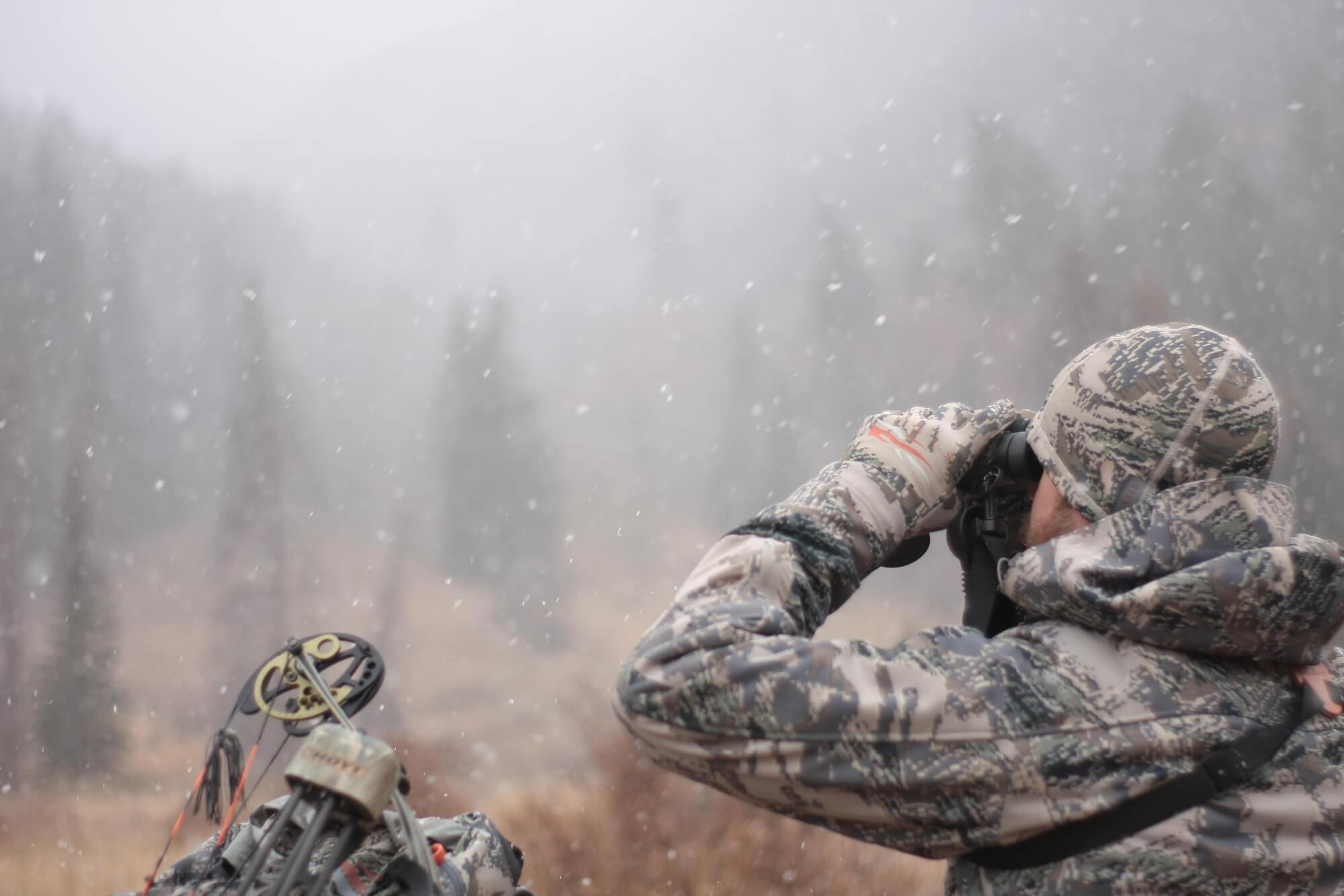 Sitka Gear Layering System For Colorado Archery Elk Hunting