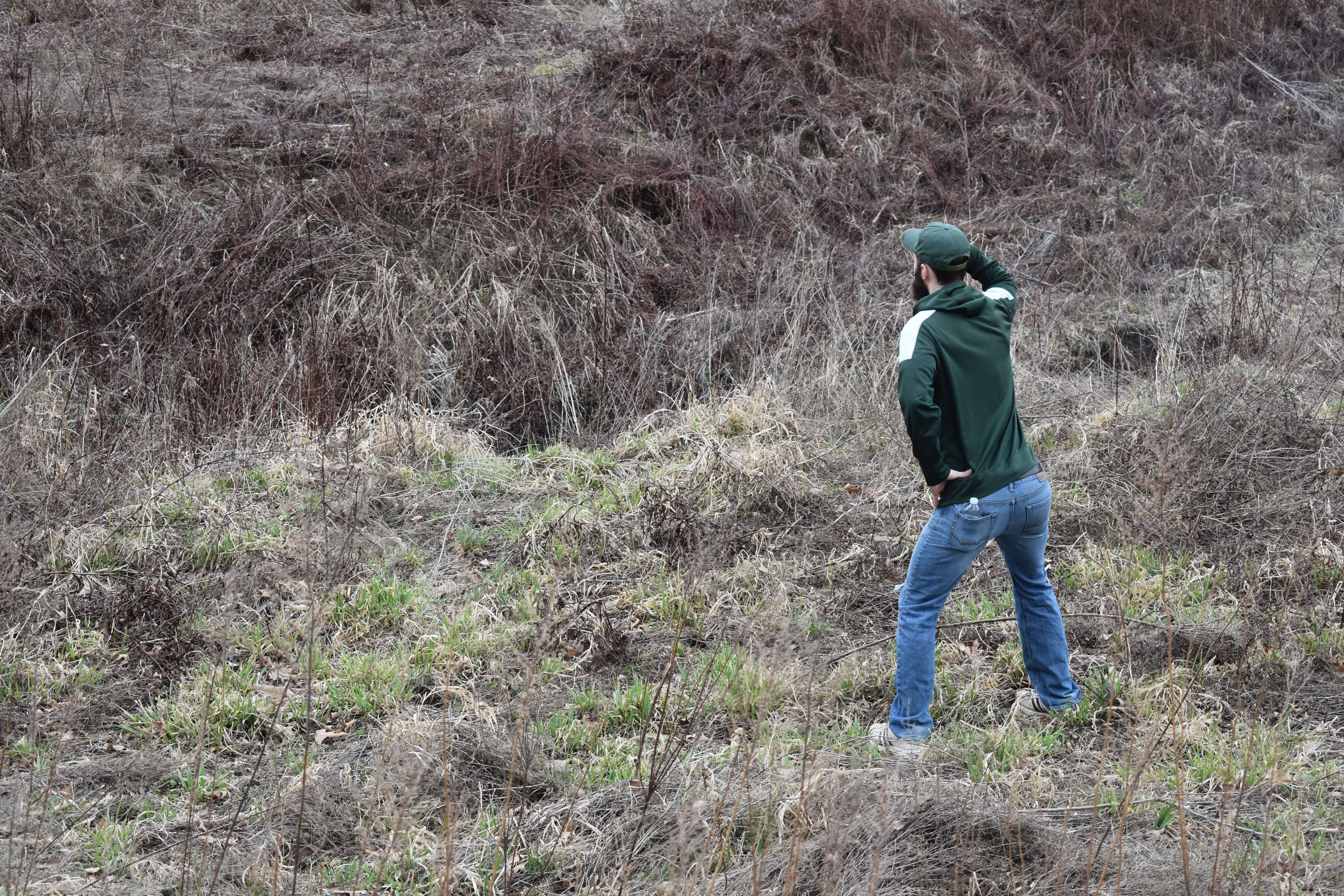 Public Land Scouting For Deer