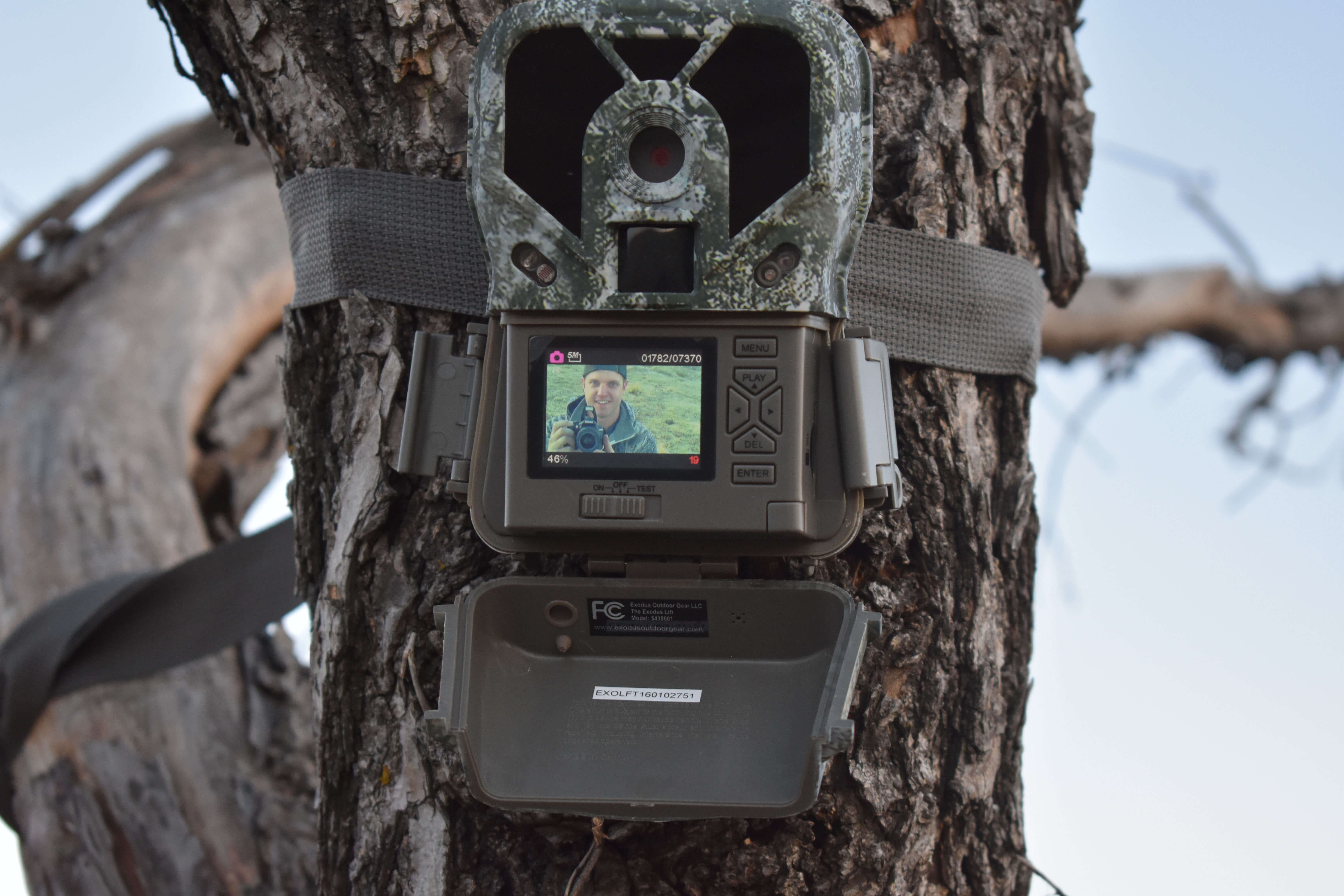 High End Trail Camera