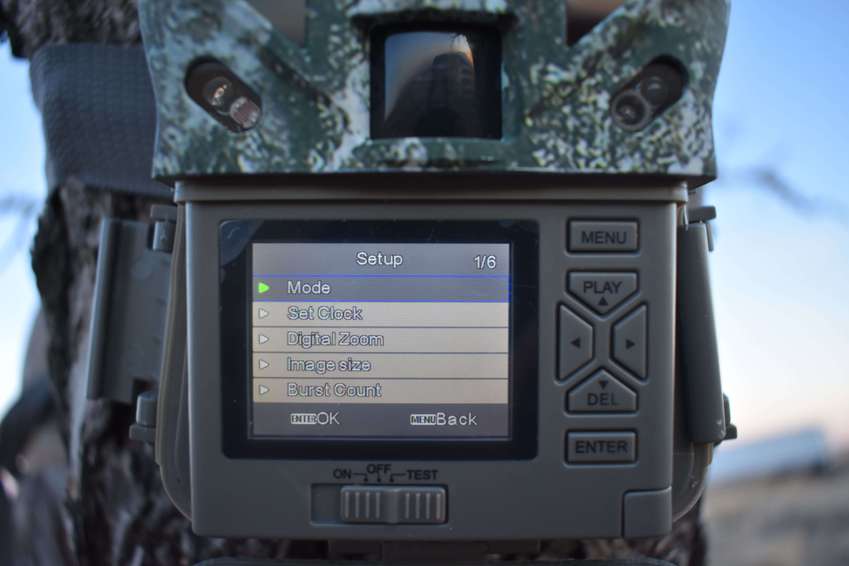 Exodus Camera