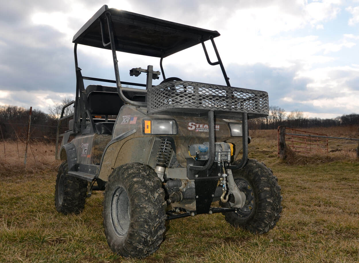 Electric Hunting Vehicle