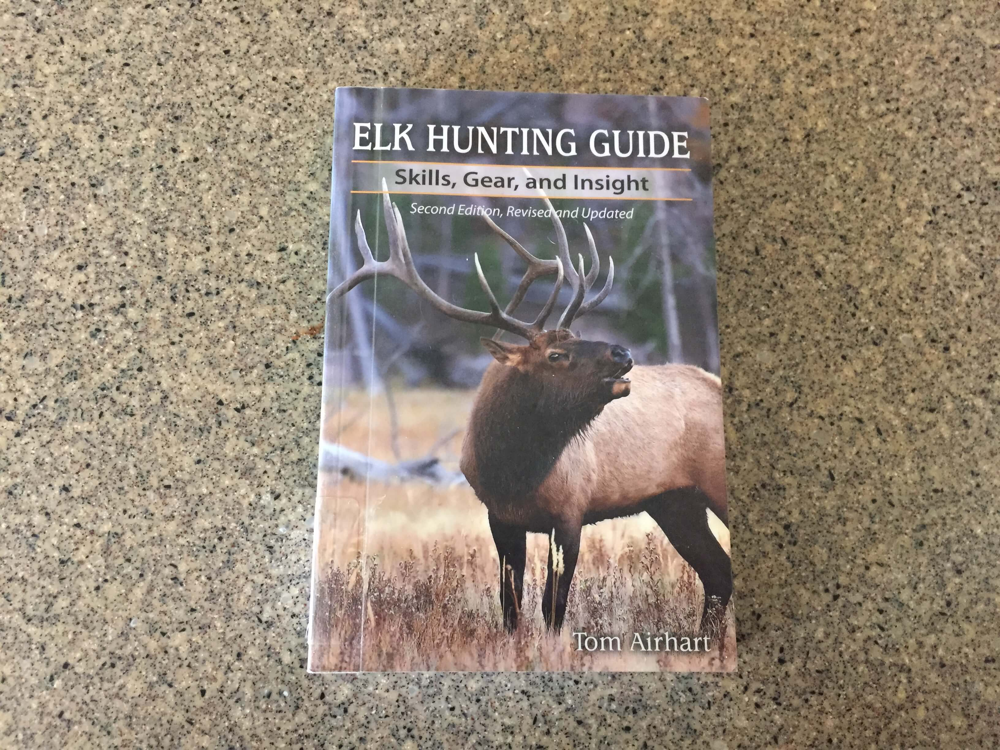Elk Hunting Guide Book
