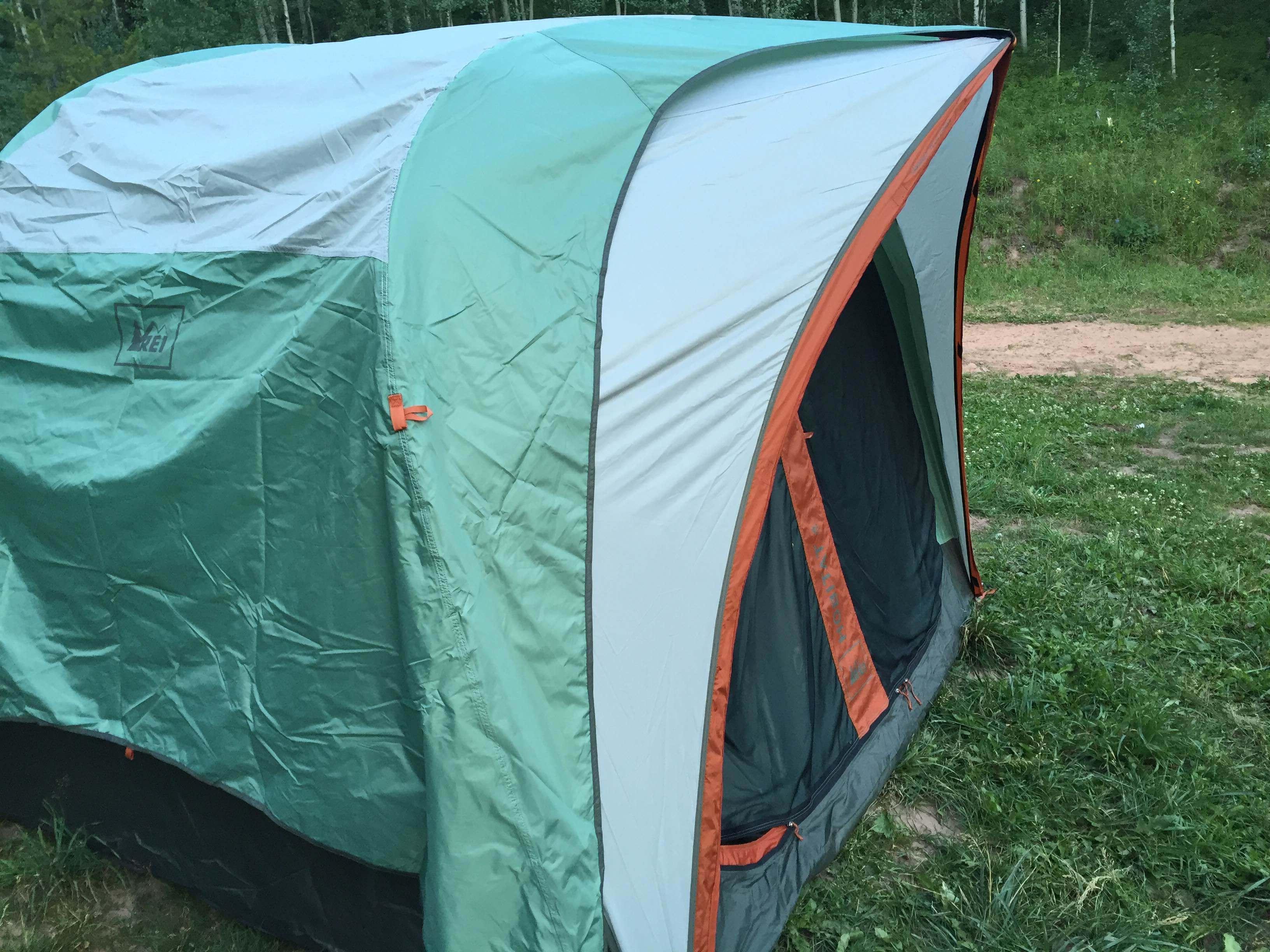REI Hobitat 4 Camping Tent