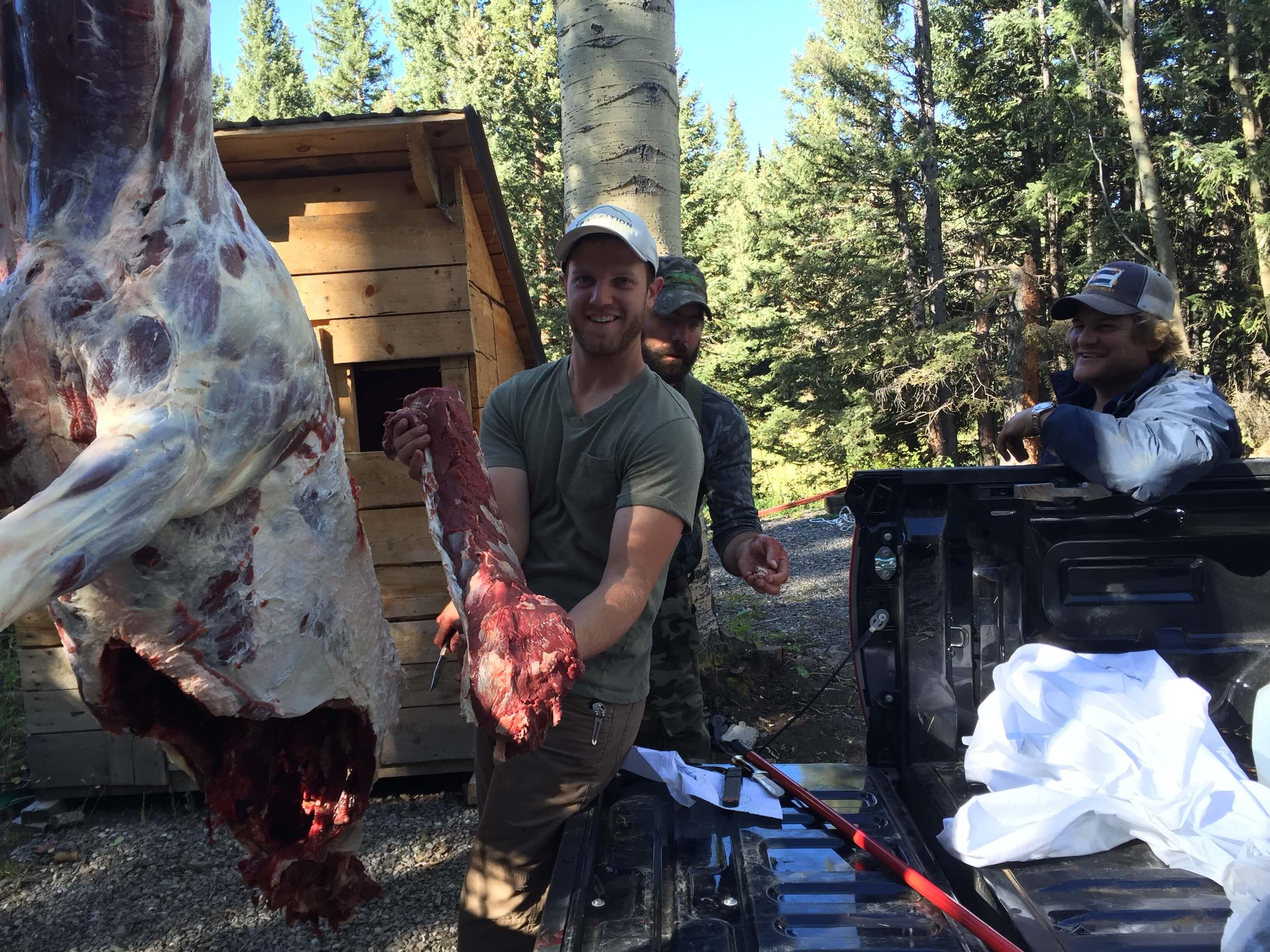 Elk Back Strap