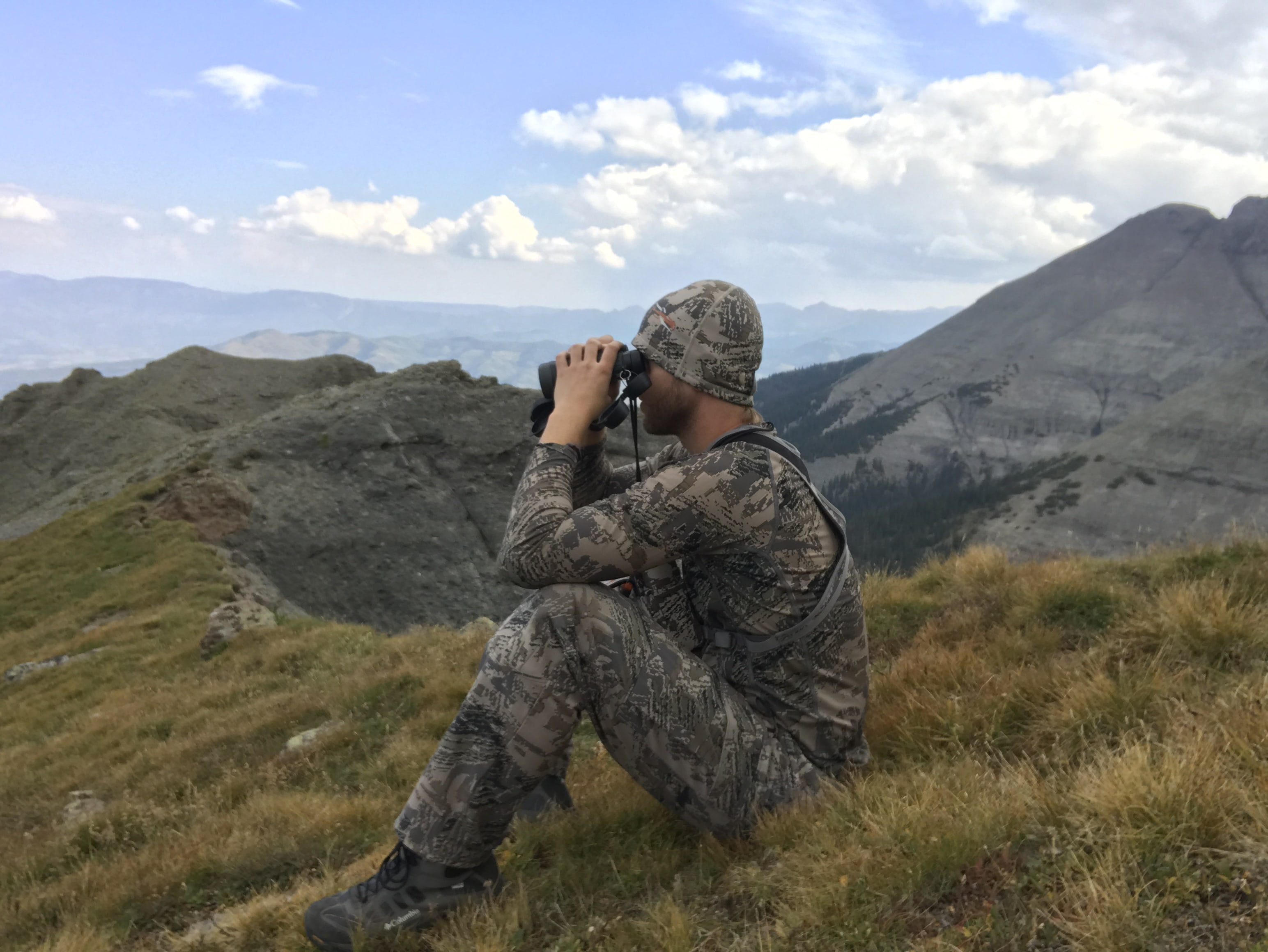 Glassing While Hunting