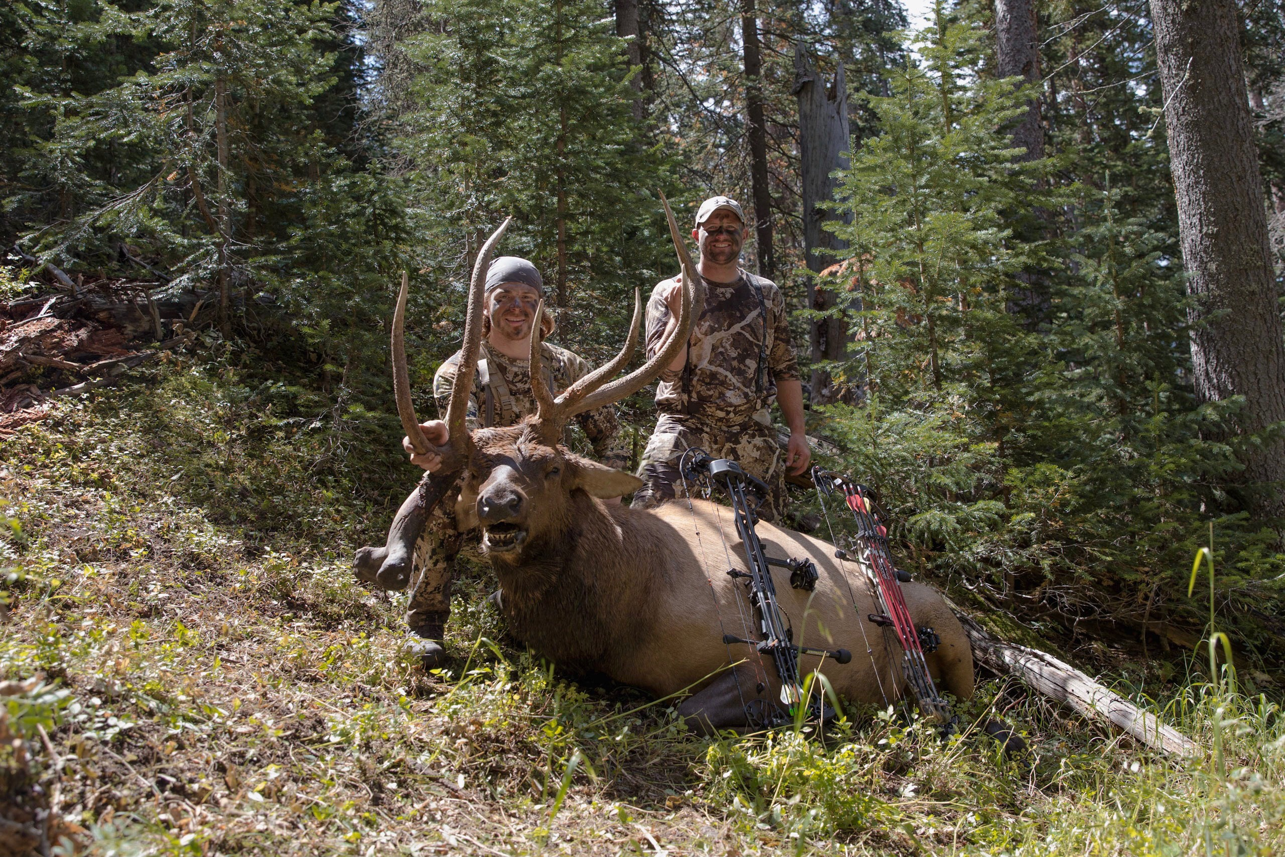 Podcast 16 – First Elk Hunt with Charlie Williams and Josh