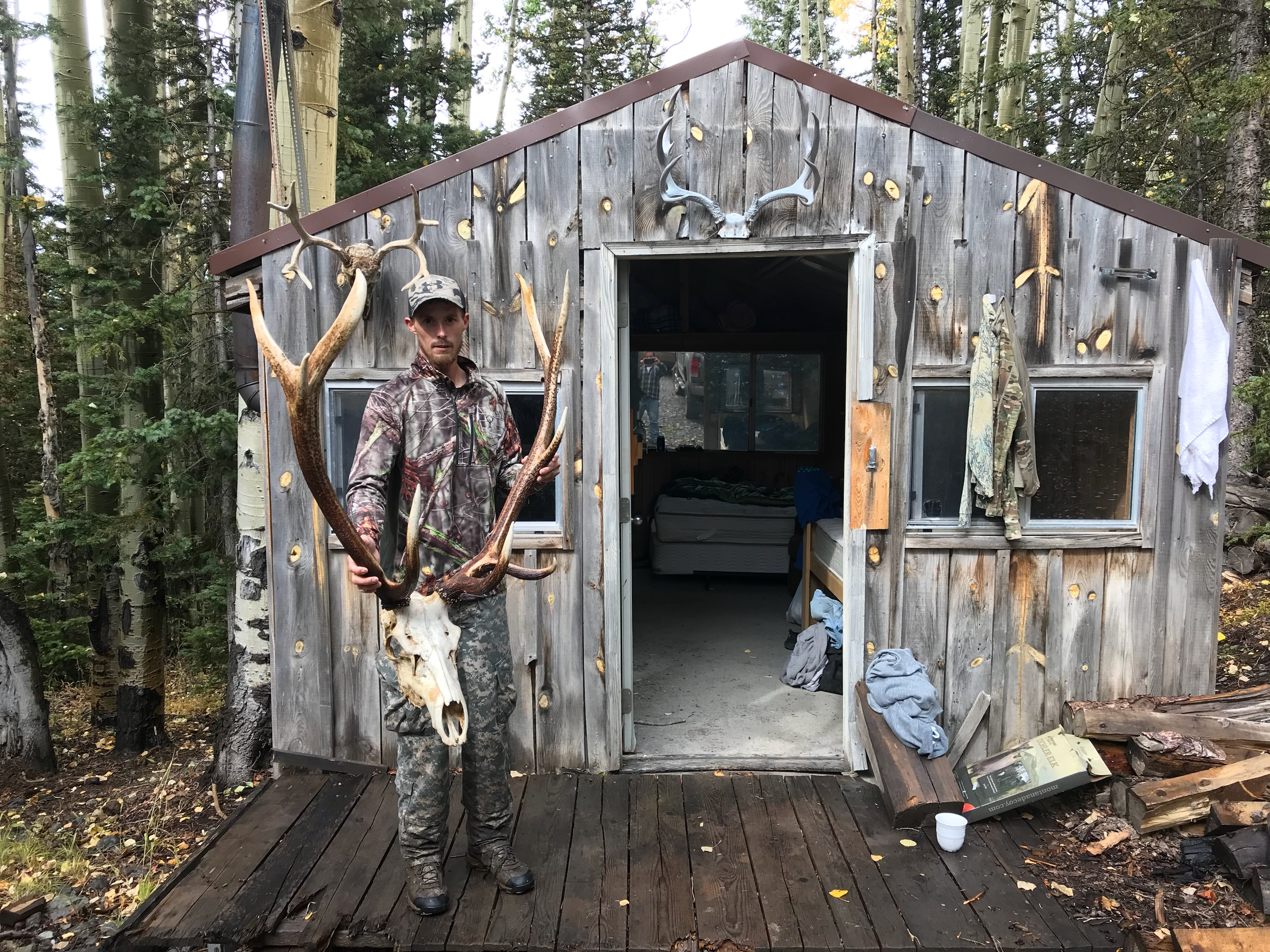 Hunting Cabin Interior Do It Yourself Hunting Cabins: Southwest Colorado Hunting Cabins For Rent